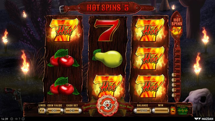 Hot 777 Deluxe Wazdan bonus