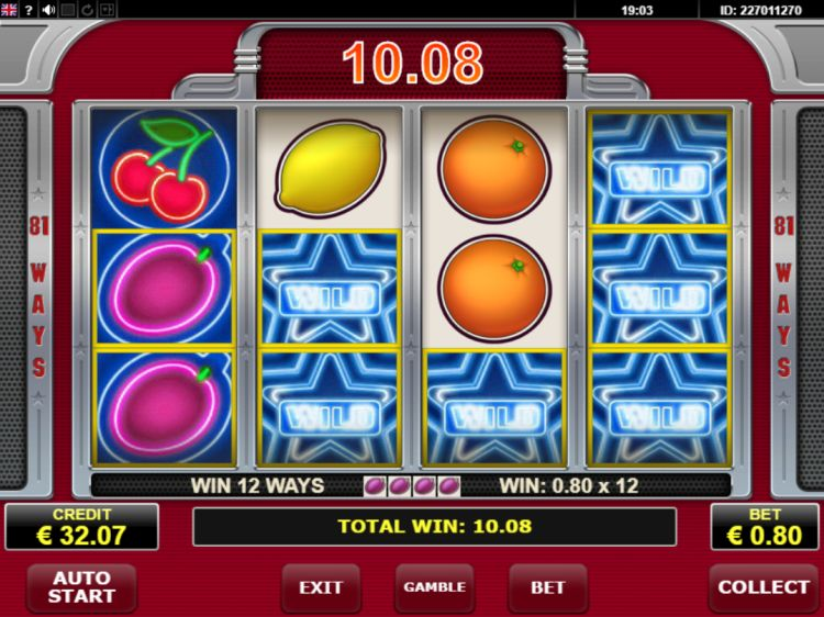 Hot 81 slot review amatic