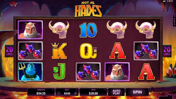 Hot as Hades big win 2