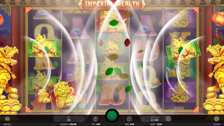 Imperial Wealth slot review feature 2