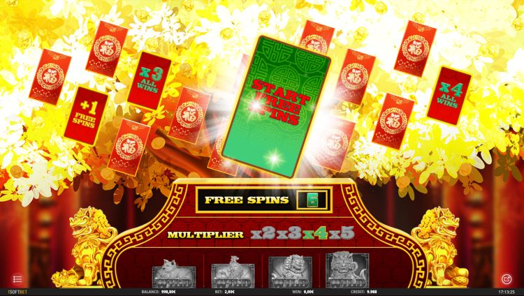 Imperial Wealth slot review feature