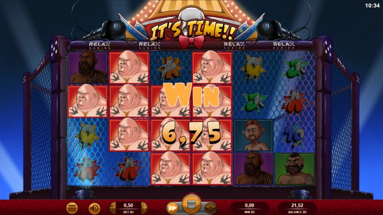 It's Time slot review relax gaming big win