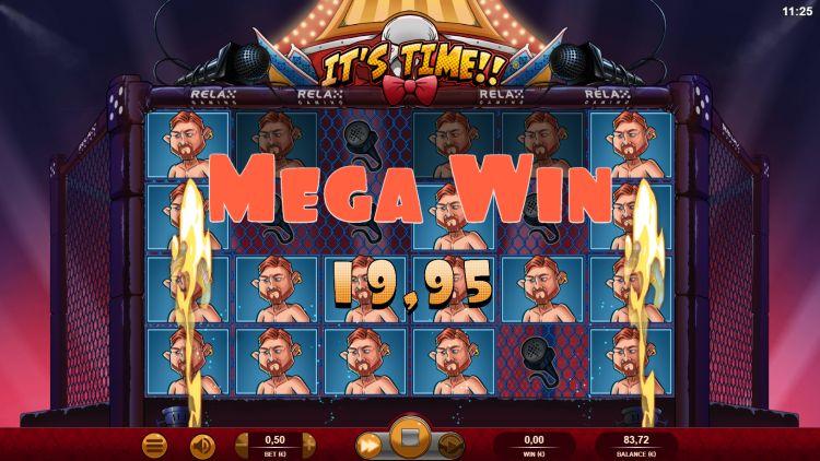 It's Time slot review relax gaming bonus win