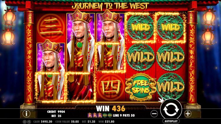 Journey-to-the-west-pragmatic-play-pokie