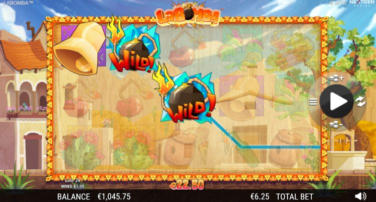 La Bomba slot review nextgen