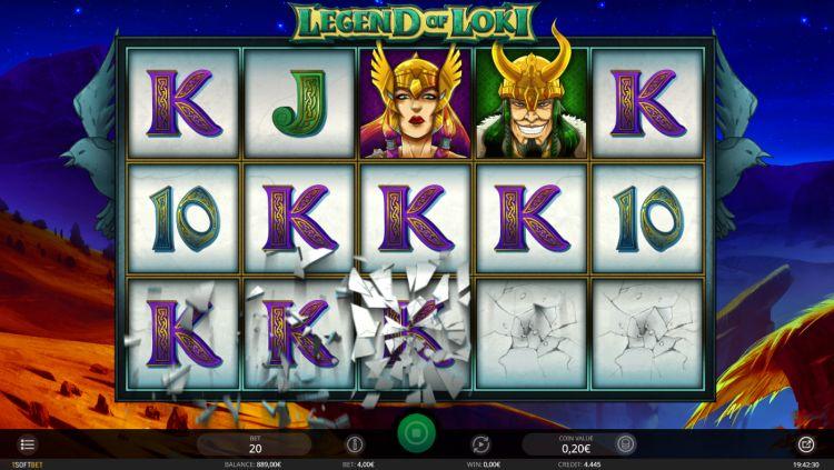 Legend of Loki slot review isoftbet