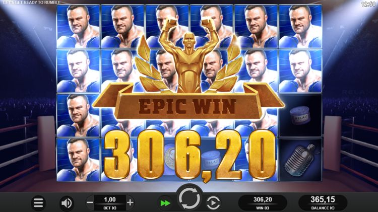Let get ready to rumble slot review