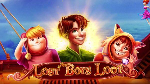 Lost-Boys-loot-online-slot logo