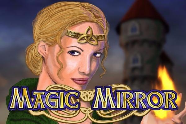 Magic-Mirror slot logo