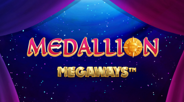 Medallion Megaways slot review logo