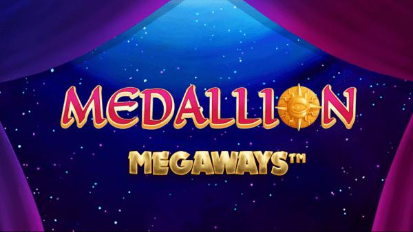 Medallion Megaways slot review logo