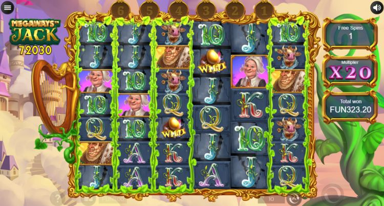 Megaways Jack slot free spins
