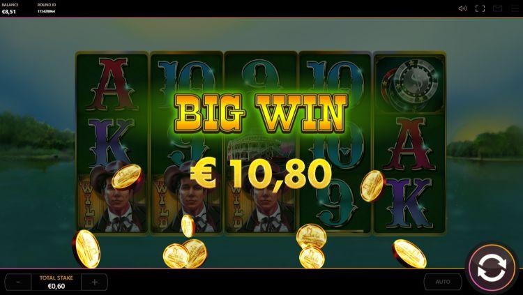 Mississippi Queen slot cayetano big win