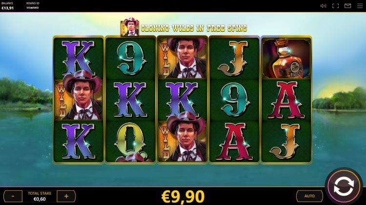 Mississippi Queen slot cayetano free spins win