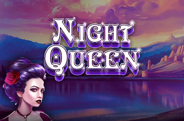 Night Queen slot logo review