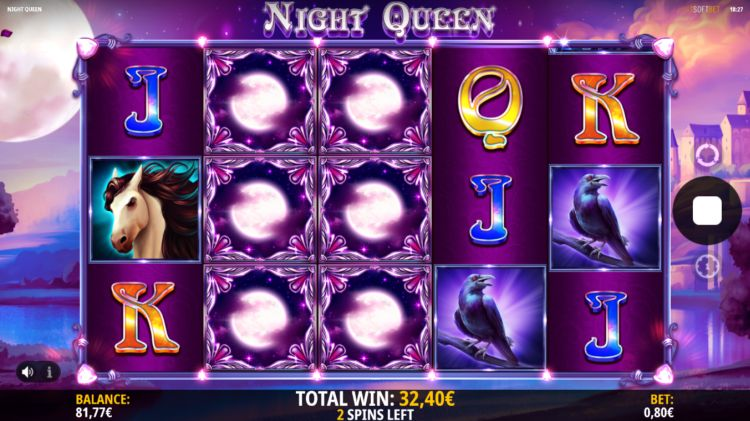 Night Queen slot review isoftbet free spins
