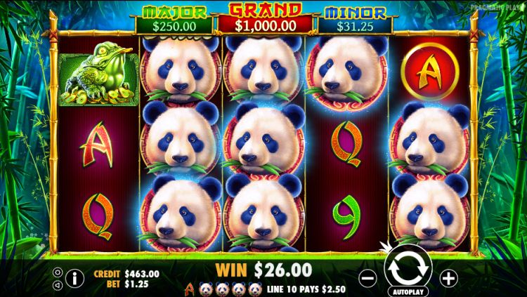 Pandas-Fortune-Pragmatic-Play