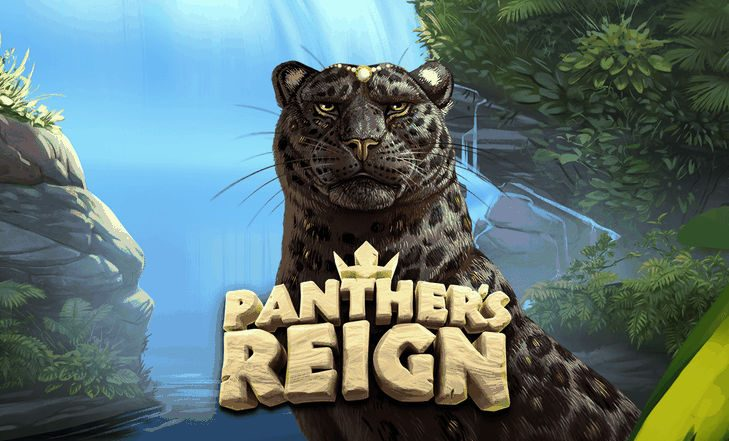 Panther's Reign slot review Quickspin logo