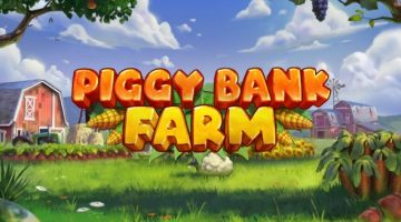 Piggy Bank Farm slot logo