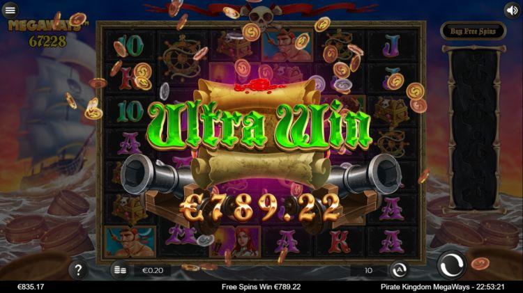 Pirate Kingdom Megaways review ultra win