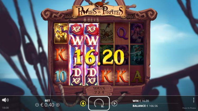 Pixies vs Pirates slot review