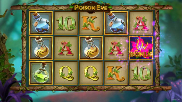 Poison Eve bonus trigger