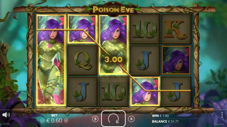 Poison Eve slot nolimit city