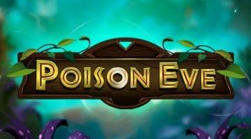 Poison Eve slot nolimit city logo