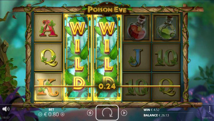 Poison Eve slot nolimit city review