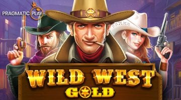 Pragmatic Play Wild West Gold slot logo