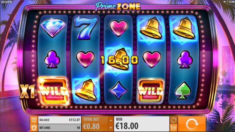 Prime zone slot review Quickspin bonus
