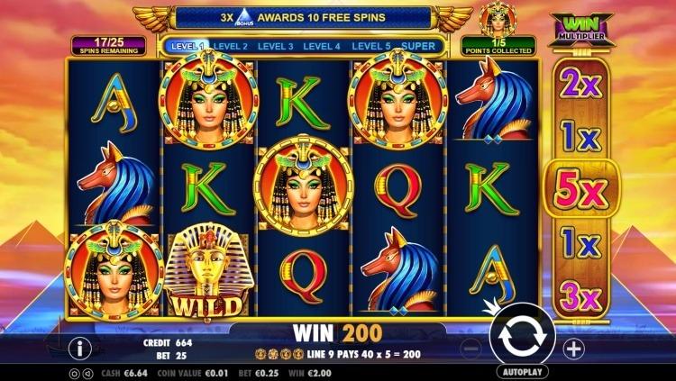 Queen-of-gold-gokkast-pragmatic-play