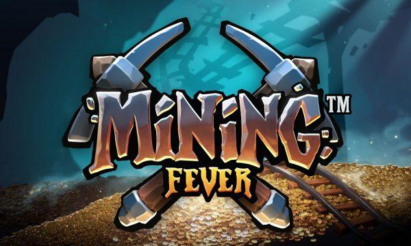 Rabcat-Mining-Fever-slot-logo