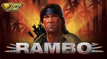 Rambo slot review logo