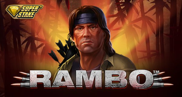 Rambo slot review logo