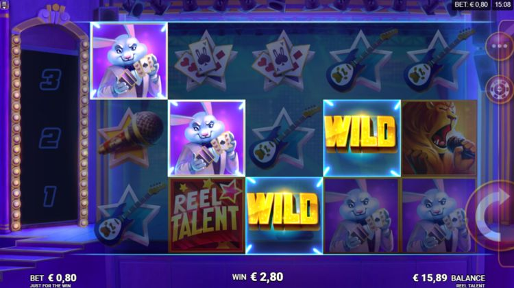 Reel Talent slot review win