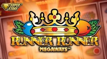 Runner-Runner-Megaways-slot logo