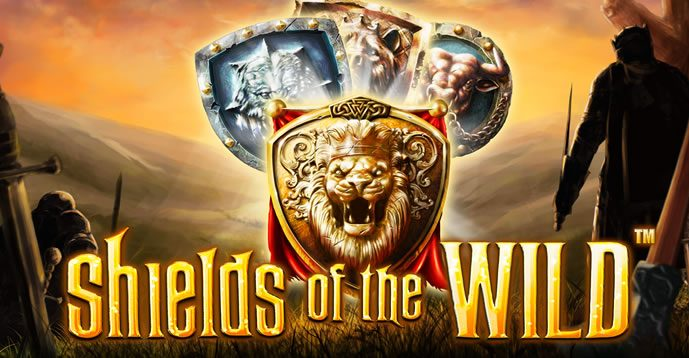 Shields of the wild slot review logo