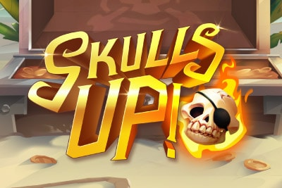 Skulls Up slot Quickspin logo 2