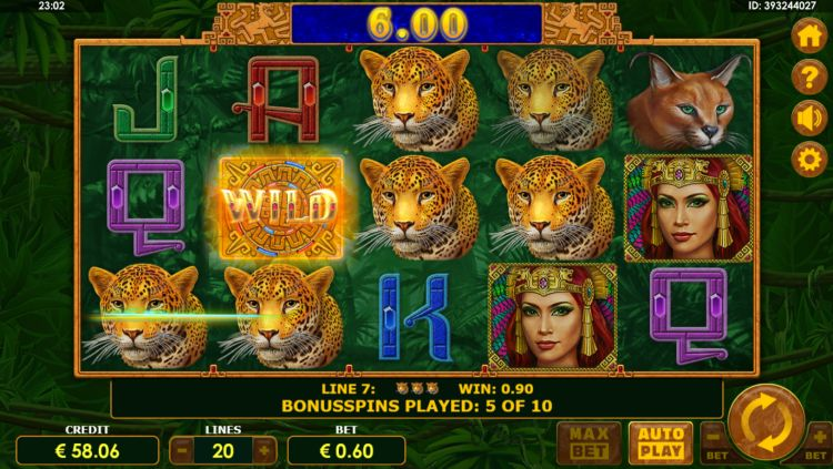Super Cats slot review amatic free spins
