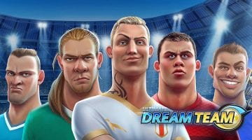 The Ultimate Dream Team slot push gaming