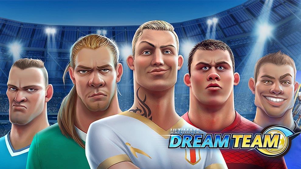 The Ultimate Dream Team slot push gaming