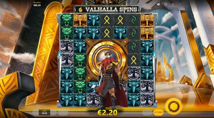 Thor's Lightning slot review bonus win