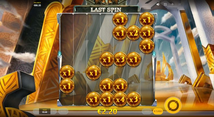 Thor's Lightning slot review win free spins