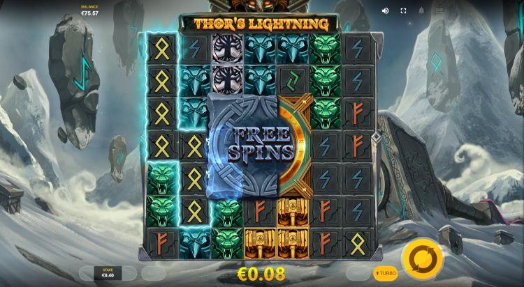 Thor's Lightning slot review