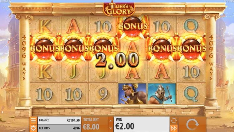 Tigers glory slot review Quickspin 2