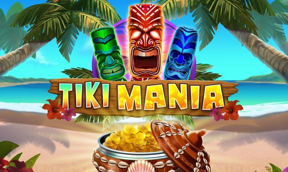 Tiki Mania microgaming slot