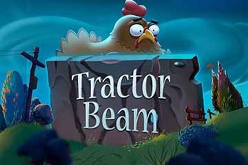 Tractor Beam slot logo no limit city