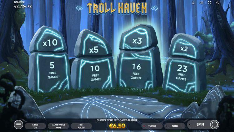 Troll Haven slot review Endorphina bonus