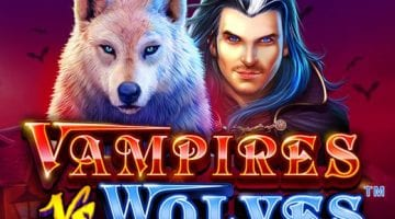 Vampires vs Wolves slot pragmatic play review logo